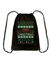 RAMBO FAMILY CHRISTMAS THING SHIRTS Drawstring Bag thumbnail