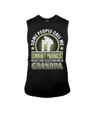 CALL ME COMMUNITY PHARMACIST GRANDPA JOB SHIRTS Sleeveless Tee thumbnail
