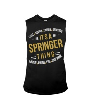 IT IS SPRINGER THING COOL SHIRTS Sleeveless Tee thumbnail