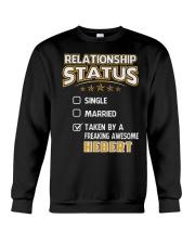 TAKEN BY HEBERT THING SHIRTS Crewneck Sweatshirt thumbnail