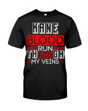 KANE Blood Run Through My Veins Classic T-Shirt thumbnail