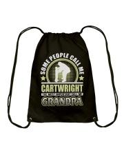 CALL ME CARTWRIGHT GRANDPA THING SHIRTS Drawstring Bag thumbnail