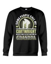 CALL ME CARTWRIGHT GRANDPA THING SHIRTS Crewneck Sweatshirt thumbnail