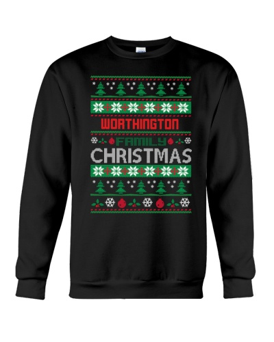 WORTHINGTON FAMILY CHRISTMAS THING SHIRTS