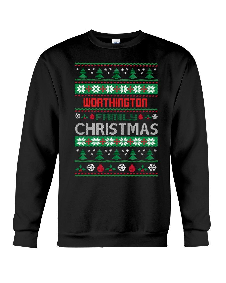 WORTHINGTON FAMILY CHRISTMAS THING SHIRTS Crewneck Sweatshirt