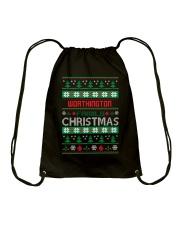 WORTHINGTON FAMILY CHRISTMAS THING SHIRTS Drawstring Bag thumbnail