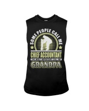 CALL ME CHIEF ACCOUNTANT GRANDPA JOB SHIRTS Sleeveless Tee thumbnail