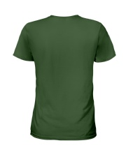 CALL ME FLORAL DESIGNER PAPA JOB SHIRTS Ladies T-Shirt back
