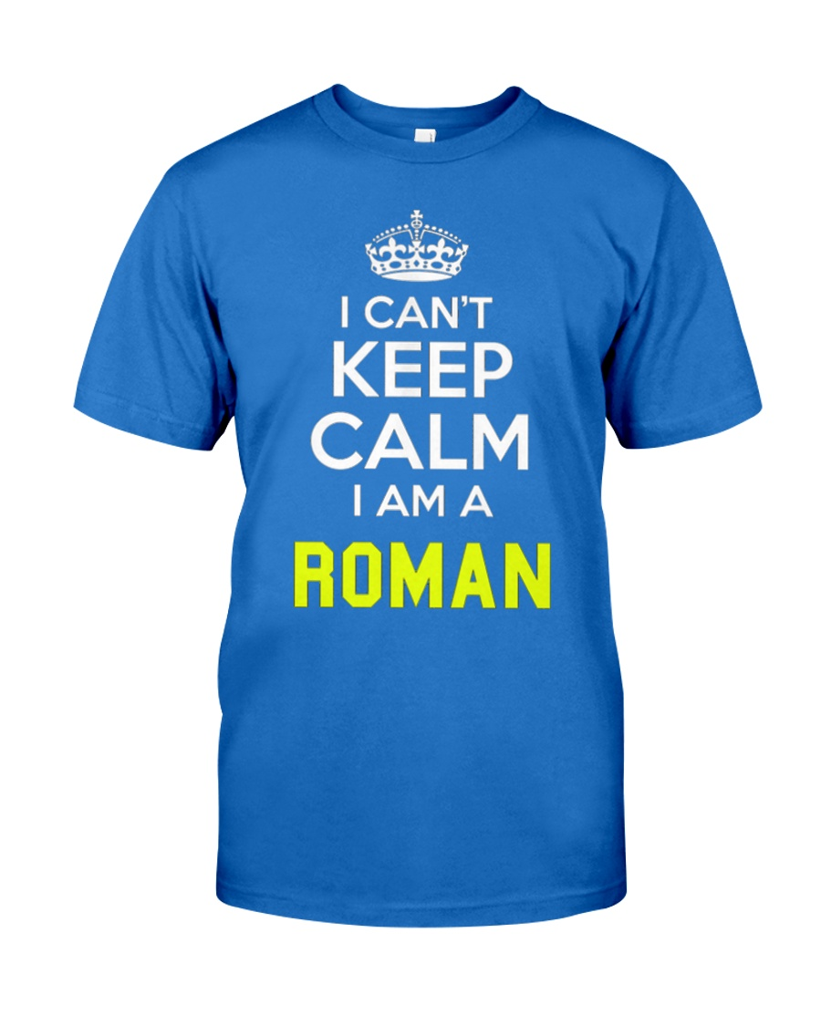 ROMAN CALM SHIRT Premium Fit Mens Tee