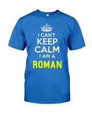 ROMAN CALM SHIRT Premium Fit Mens Tee front