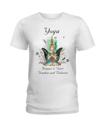 Frieden und Balance