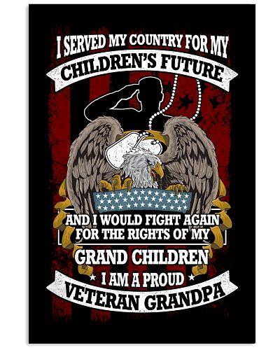 Veteran Grandpa