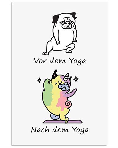 Nach dem Yoga
