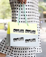 Mom Life Sticker - 4 pack (Horizontal) aos-sticker-4-pack-horizontal-lifestyle-front-24