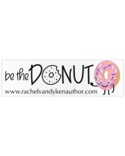 Be The Donut Bumper Sticker thumbnail