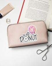 Be The Donut Sticker - Single (Horizontal) aos-sticker-single-horizontal-lifestyle-front-12a