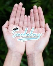 Scandalous Sticker - Single (Horizontal) aos-sticker-single-horizontal-lifestyle-front-20