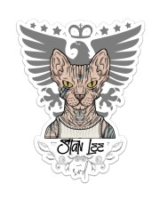 Mafia Stan Lee Sticker - Single (Vertical) front