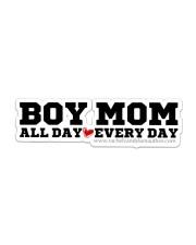 Boy Mom Sticker tile