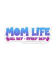 Mom Life Sticker tile