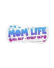 Mom Life Sticker - 4 pack (Horizontal) front