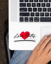 Love Bites Sticker - Single (Horizontal) aos-sticker-single-horizontal-lifestyle-front-11