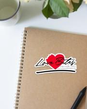 Love Bites Sticker - Single (Horizontal) aos-sticker-single-horizontal-lifestyle-front-14
