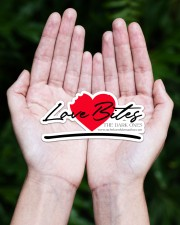 Love Bites Sticker - Single (Horizontal) aos-sticker-single-horizontal-lifestyle-front-20