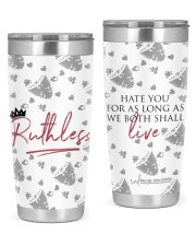 Ruthless 20oz Tumbler front