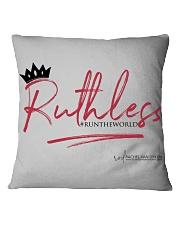 Ruthless Square Pillowcase thumbnail