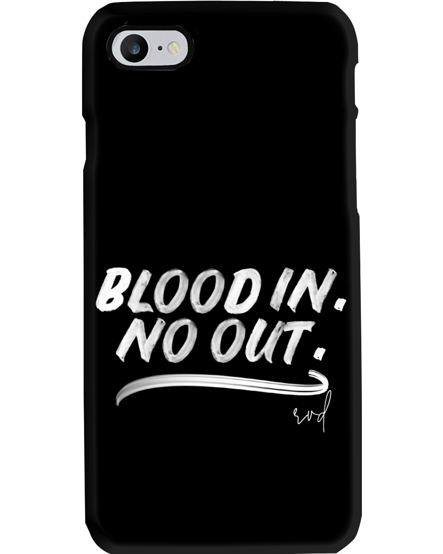 Blood In No Out Phone Case
