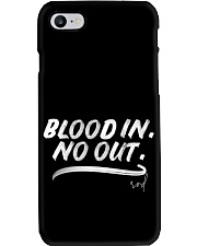 Blood In No Out Phone Case i-phone-7-case