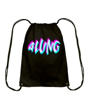 Smash Sale Drawstring Bag front