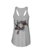 Lungbunny Ladies Flowy Tank tile