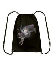 Lungbunny Drawstring Bag front
