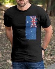 AUSTRALIA - JUST THE TIP  Classic T-Shirt apparel-classic-tshirt-lifestyle-front-52