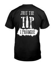 AUSTRALIA - JUST THE TIP  Classic T-Shirt back