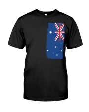 AUSTRALIA - JUST THE TIP  Classic T-Shirt front
