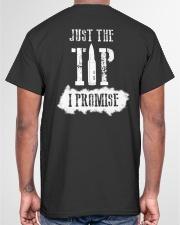 AUSTRALIA - JUST THE TIP  Classic T-Shirt garment-tshirt-unisex-back-04