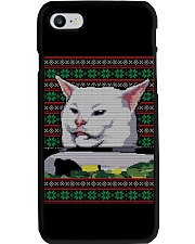Cat Getting Yelled Phone Case thumbnail