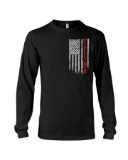 American Pipeliner Flag Shirt Long Sleeve Tee thumbnail