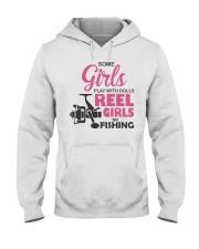 REEL GIRLS GO FISHING Hooded Sweatshirt thumbnail