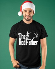 The Rodfather Tshirt Classic T-Shirt apparel-classic-tshirt-lifestyle-front-84