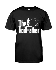 The Rodfather Tshirt Classic T-Shirt front