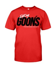 Kendrick Perkins Dem Goons from dade county shirt Premium Fit Mens Tee thumbnail