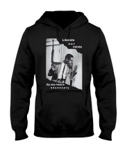 By any means necessary t-shirt unisex Hooded Sweatshirt thumbnail