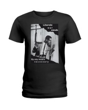By any means necessary t-shirt unisex Ladies T-Shirt thumbnail