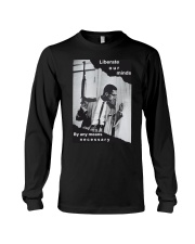 By any means necessary t-shirt unisex Long Sleeve Tee thumbnail