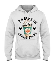 Pumpkin spice connoisseur shirt Hooded Sweatshirt thumbnail