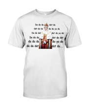 King George Chorus Funny Hamilton Shirt Classic T-Shirt front